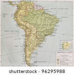 South America At The End Of...