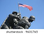 Iwo Jima Marines Memorial