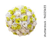 Bouquet Ball As Decoration On...