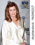 los angeles   feb 26   joanna... | Shutterstock . vector #96340217