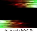 disco abstract colorful stripes ...   Shutterstock . vector #96366170
