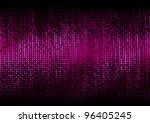Digital Equalizer Color Pixels...