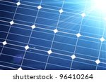 solar panels | Shutterstock . vector #96410264