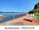 Beautiful Large Deck Near The...