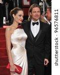 Brad Pitt   Angelina Jolie At...