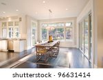 Beautiful Dining Room In New...