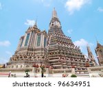 The Temple Of Dawn Wat Arun And ...