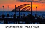 California Redondo Beach Sunset