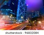 hong kong   Shutterstock . vector #96832084