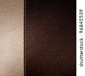 leather texture background | Shutterstock . vector #96845539
