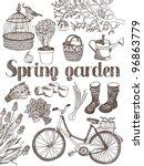 Spring Garden Card
