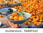 Fresh Mandarin Citrus Fruits O...