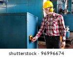 engineer at work | Shutterstock . vector #96996674