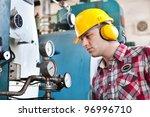 engineer at work | Shutterstock . vector #96996710