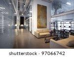 modern office | Shutterstock . vector #97066742