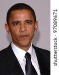 U.s. Senator Barack Obama At...
