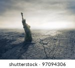 Statue Of Liberty On...