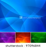 colorful abstract background. a ... | Shutterstock .eps vector #97096844