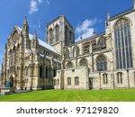 York Minster  York  England