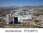 sight airs of guadalajara ...   Shutterstock . vector #97218971
