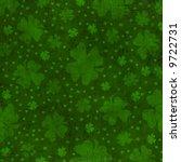 Grungy St Patrick' Background