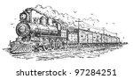 russia   circa 2008 ... | Shutterstock . vector #97284251
