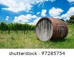 wine  wine barrel and...