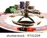 roulette | Shutterstock . vector #9731209
