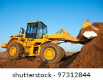 Heavy Wheel Loader Excavator...