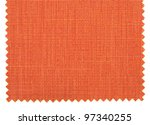 Red Fabric Swatch Samples...
