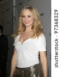 ������, ������: Candice Accola arrives at