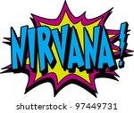Постер, плакат: nirvana