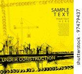 illustration of under... | Shutterstock .eps vector #97479437