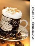 coffe | Shutterstock . vector #9748435