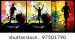 sport vector illustration | Shutterstock .eps vector #97501790