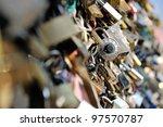 Love Locks In Paris ...