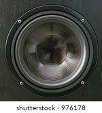 speaker | Shutterstock . vector #976178