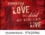 Amazing Love Religious...