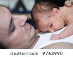 shooting with a young family | Shutterstock . vector #9763990
