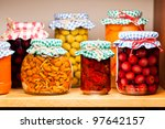 Preserved Fruits And Vegetable...