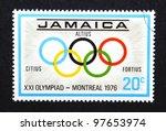 Jamaica   Circa 1976  A Postag...