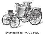 Old Car  Automobile    Vintage...