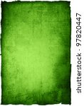 highly detailed textured grunge ... | Shutterstock . vector #97820447