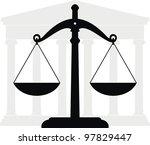 illustration of architectural... | Shutterstock . vector #97829447