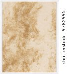 coffee paper naturally made... | Shutterstock . vector #9782995