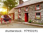 Traditional Irish Cottage...