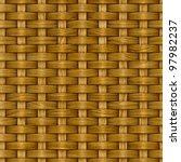 abstract decorative wooden... | Shutterstock .eps vector #97982237