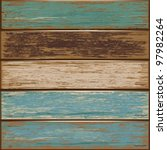 wooden texture background.... | Shutterstock .eps vector #97982264