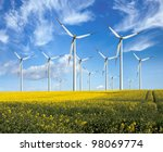 Eco power  wind turbines