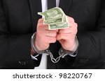A Picture Of A Businessman In...